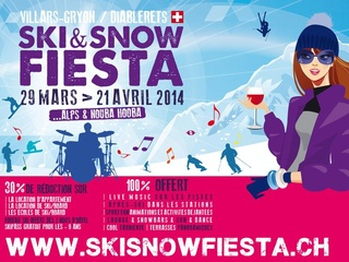 Ski and Snow Fiesta в Вилларе