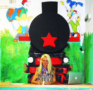 Party Train Hostel Санкт-Петербург